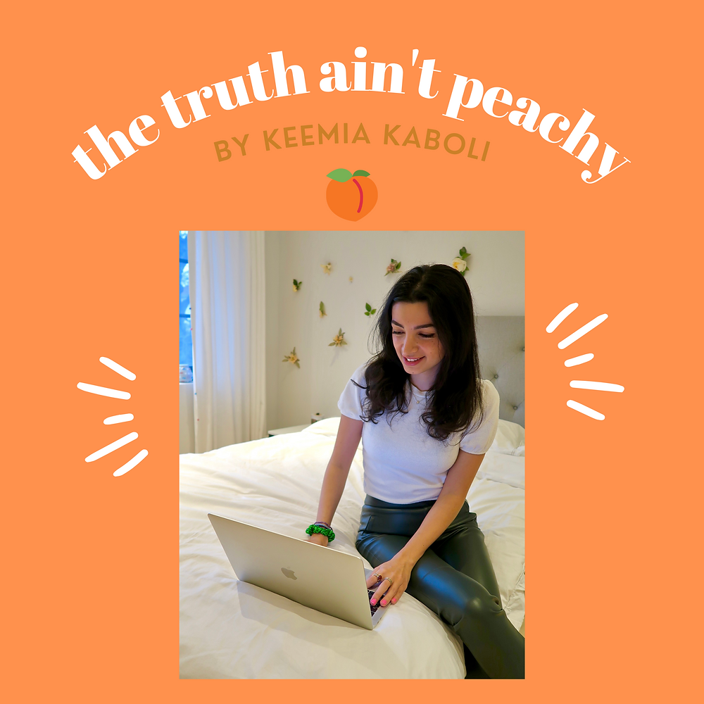 truth ain't peachy podcast