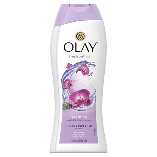 """OLAY """"Soothing"""" Body Wash"""