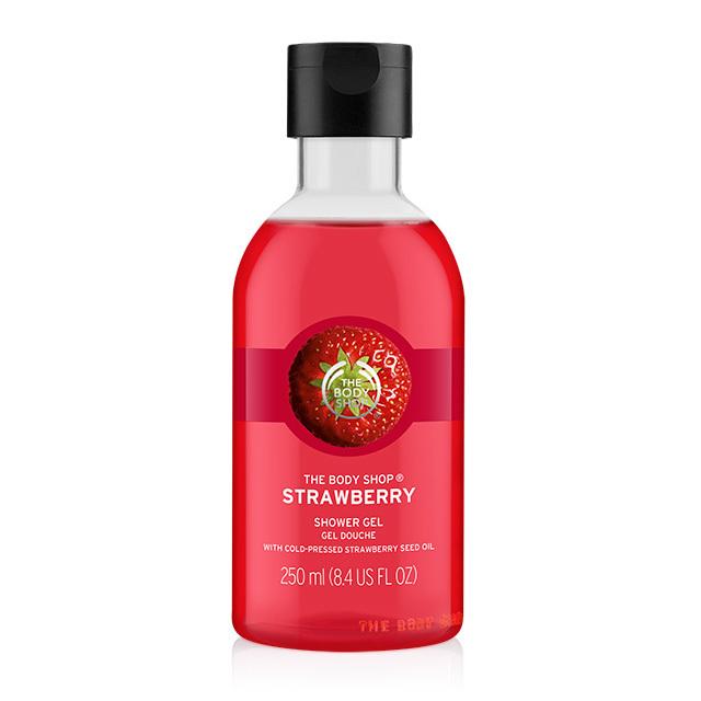 Body Shop Shower Gel