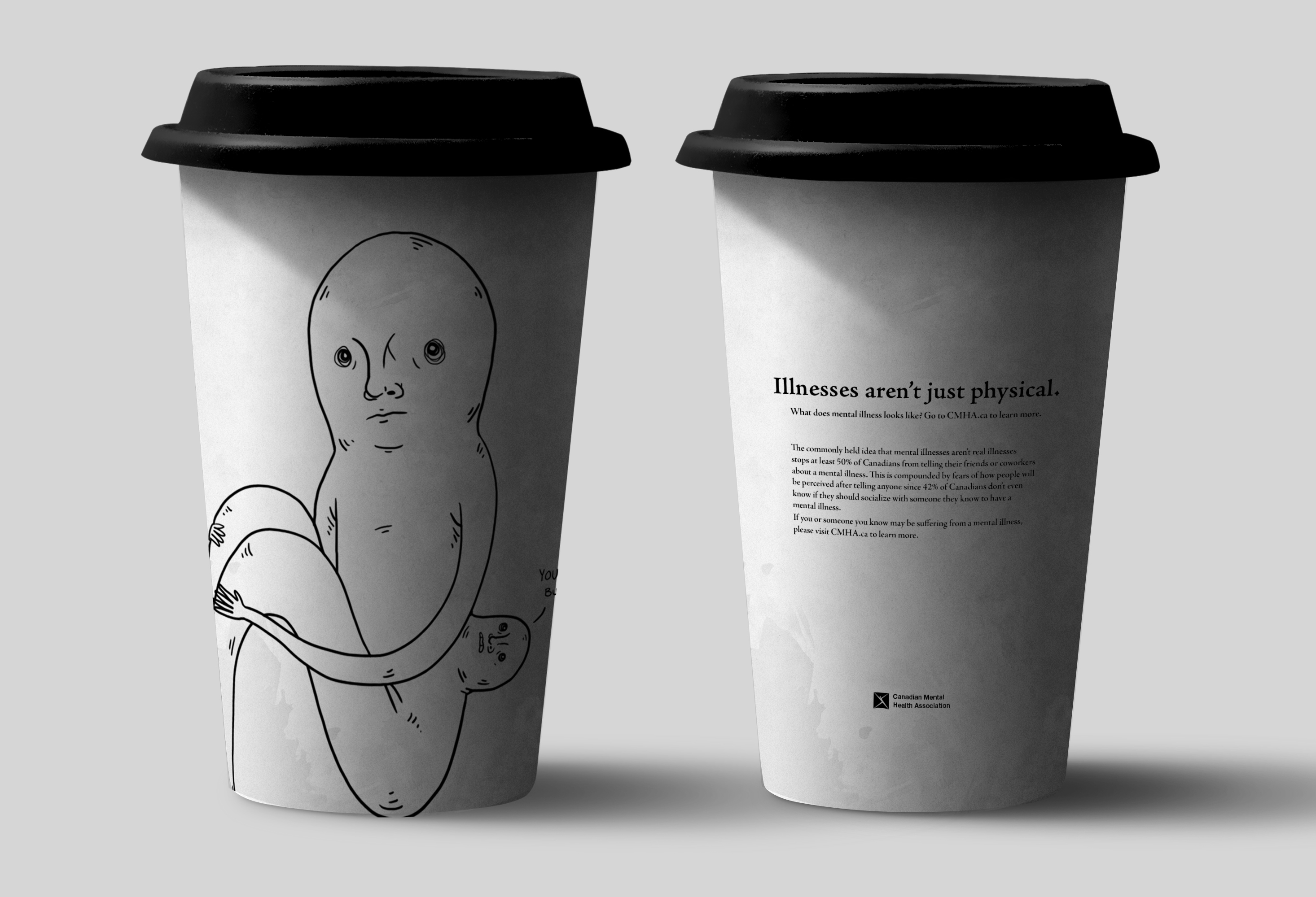 CMHA Coffee Cup