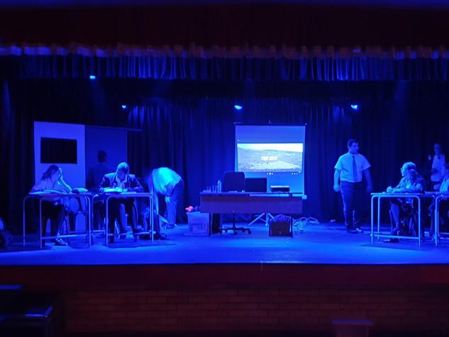 Hoërskool Bastion met Fluit-Fluit