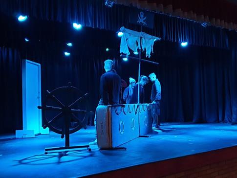 Potchefstroom Gimnasium met Die Donker Kamer