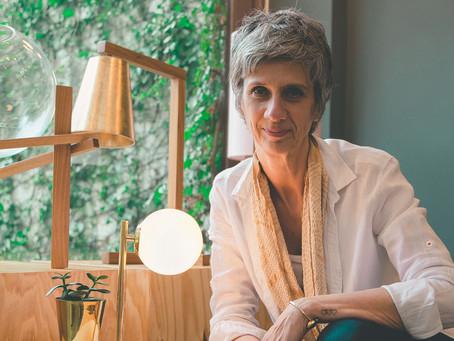 Cris Bertolucci: Intuição feminina no design de iluminação