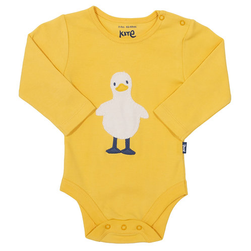 Little Duck Bodysuit
