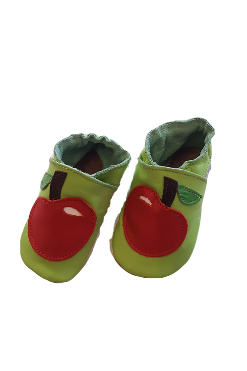 Apple Baby Shoes