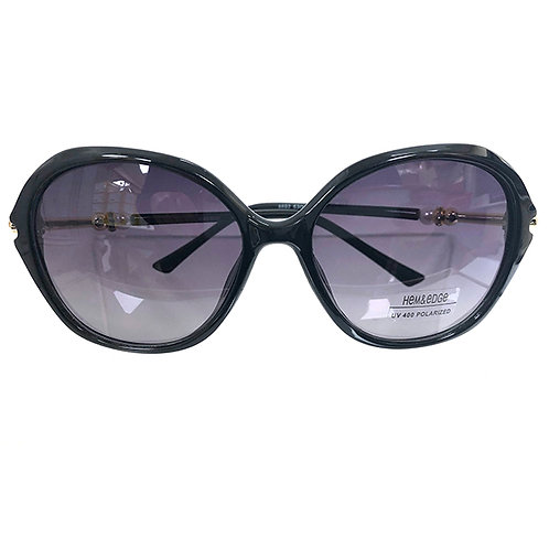 Polarized UV400 Sunglasses- BLK