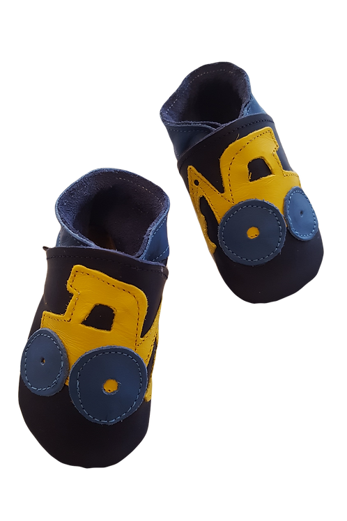 Digger Baby Shoes