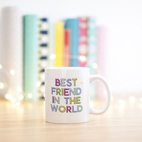 'Best Friend In The World' Mug