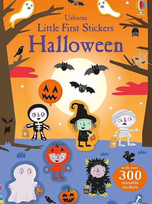 Little First Stickers Halloween