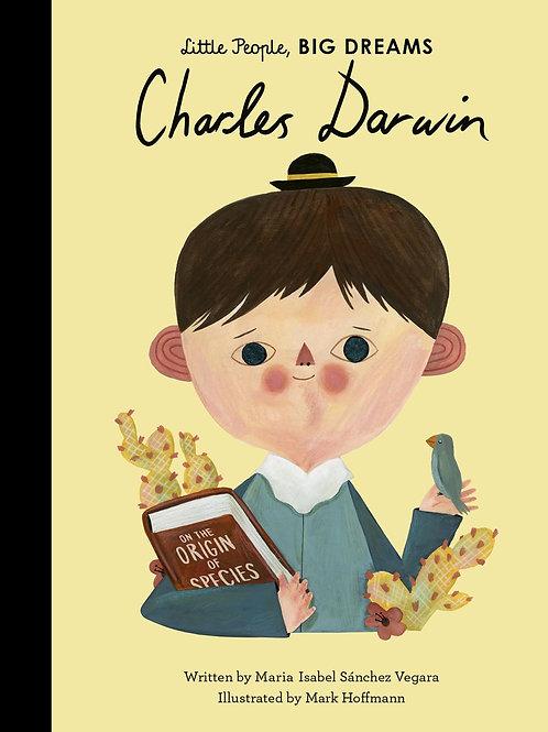 Little People Big Dreams: Charles Darwin