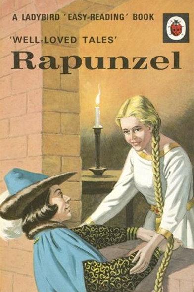 Rapunzel (Ladybird Well Loved Tales)