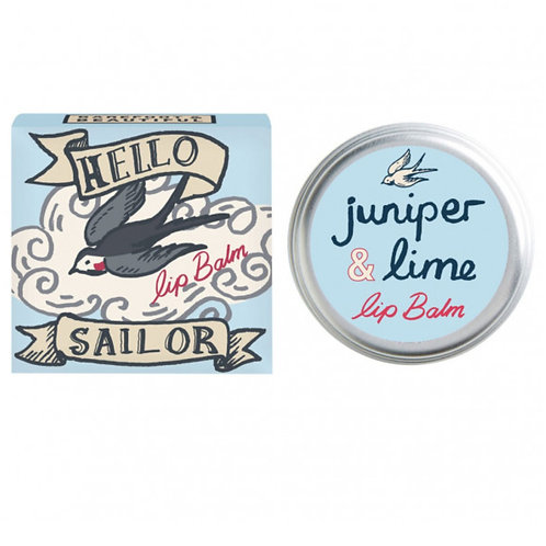 Juniper & Lime 'Hello Sailor' Lip Balm