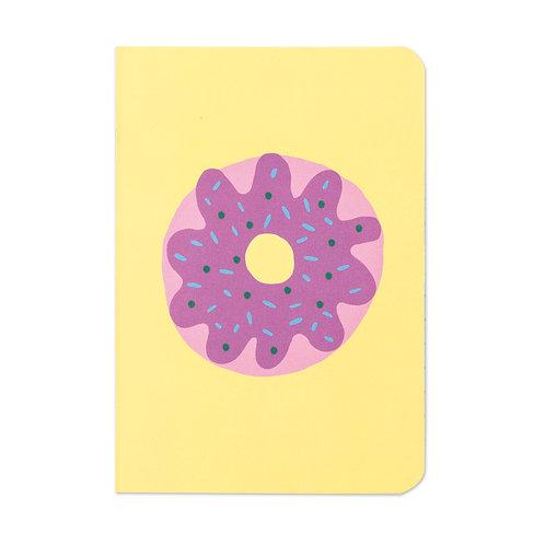 Donut Notebook by Rasperry Blossom