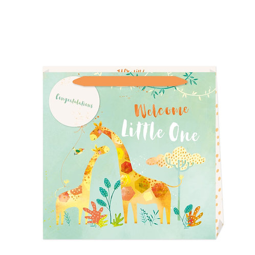 'Welcome Little One' Gift Bag