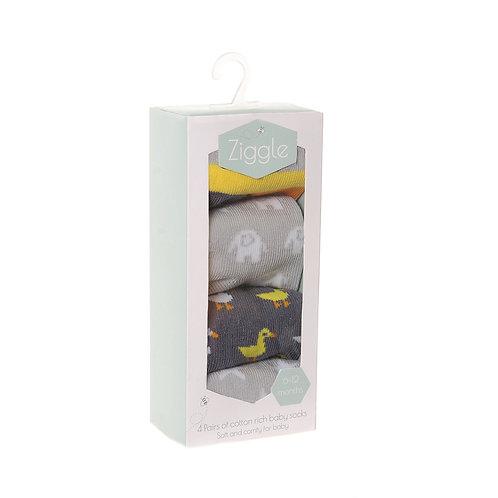 Greys Socks Gift Set