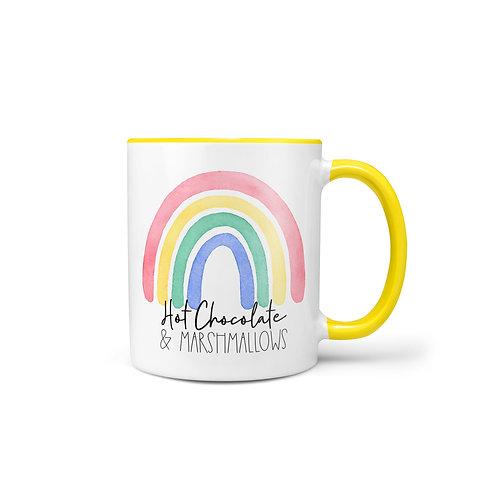 Hot Chocolate & Marshmallows Mug