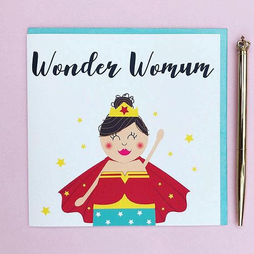 Wonder Womum