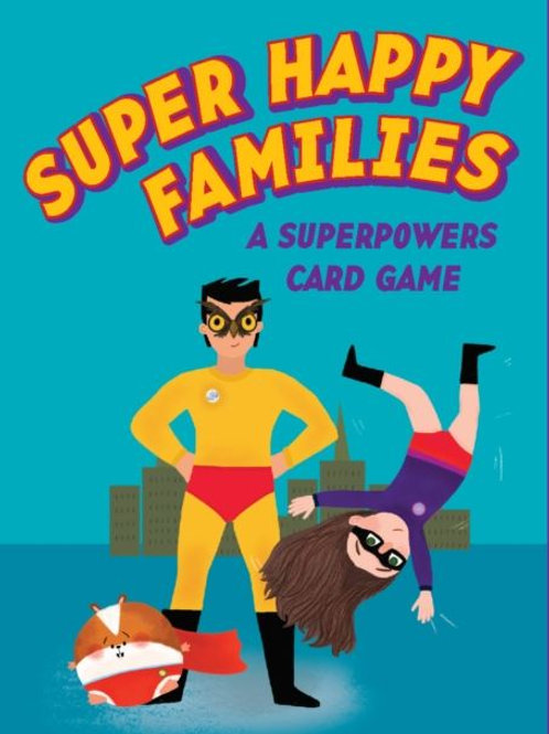Super Happy Families: Card Game