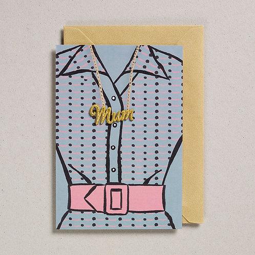 Vintage Mum Card