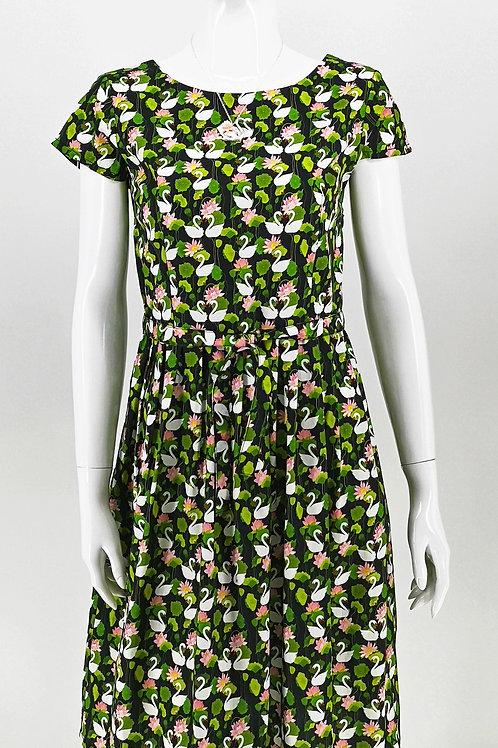 Swan Tea Dress