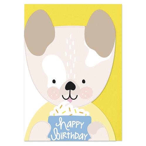 Happy Birthday - Dog