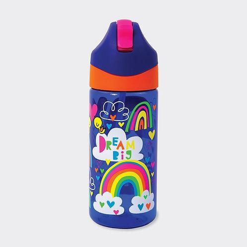 Drinks Bottle With Straw - Dream Big
