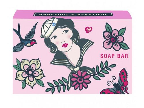 Wild Rose Jenny Wren Soap Bar