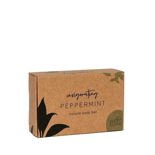 Peppermint Natural Soap Bar