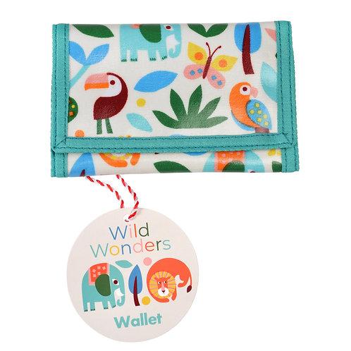 Wild Wonders Wallet
