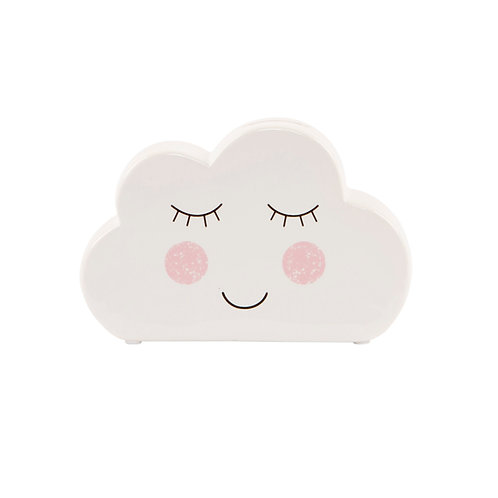 Sweet Dreams Cloud Money Bank