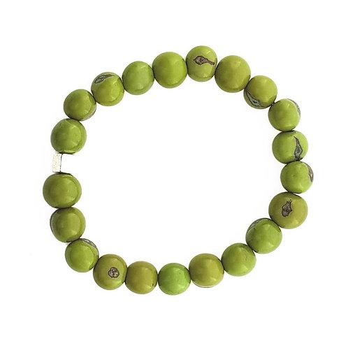 Acai Bracelet - Green
