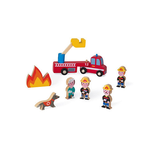 Story Firefighters Set