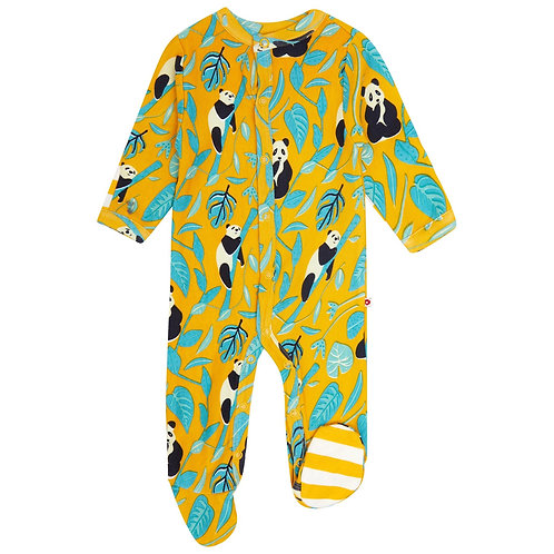 Footed Sleepsuit - Panda