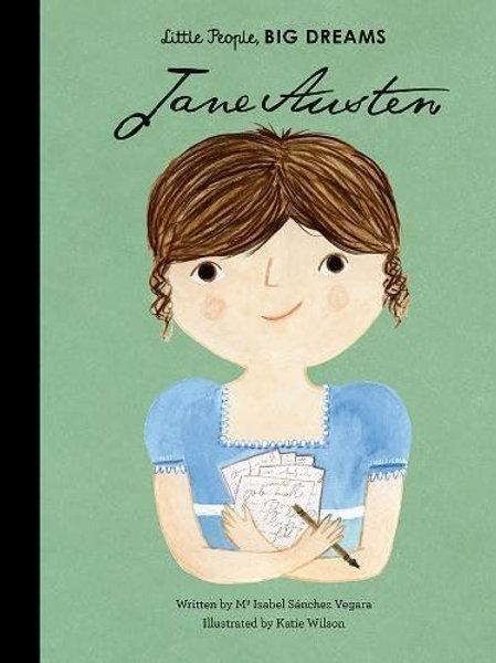 Little People Big Dreams: Jane Austen