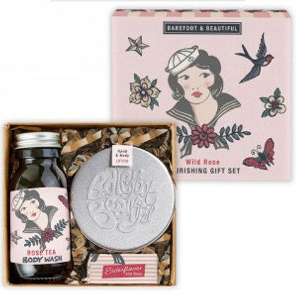 Wild Rose Jenny Wren Gift Box