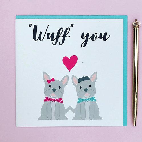 """Wuff "" You"