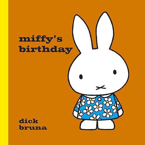 Miffy's Birthday