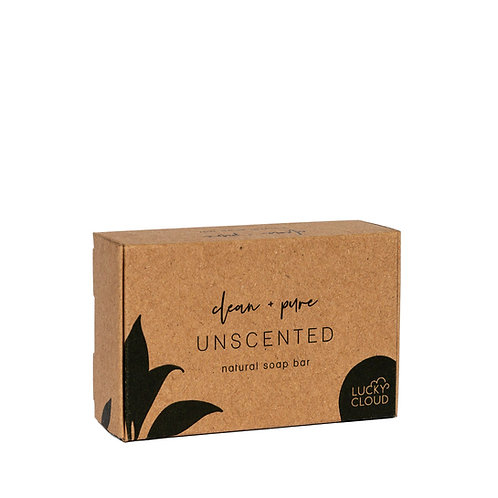Clean & Pure Unscented Natural Soap Bar