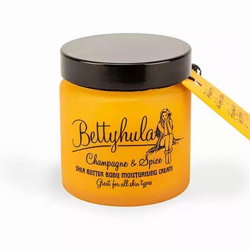 Shea Butter Body Moisturiser Champagne & Spice