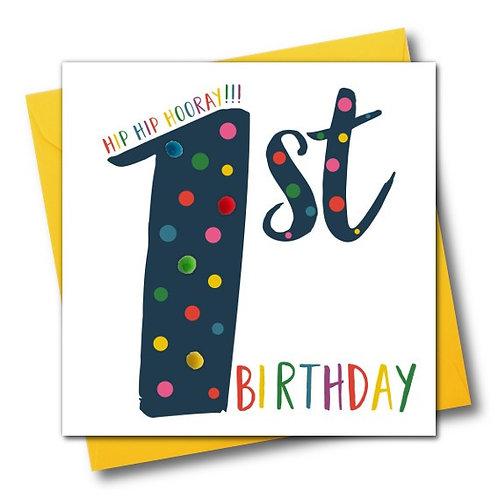 Hip Hip Hooray!!! 1st Birthday