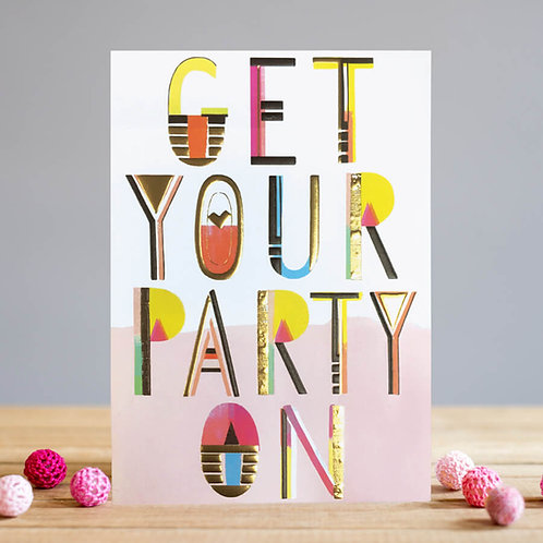 Get Your Party On