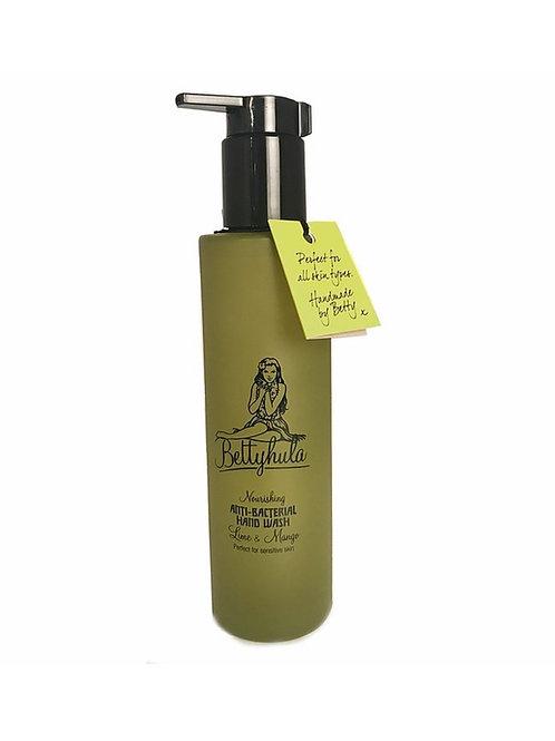 Nourishing Anti-bacterial Hand Wash 150ml Bottle Lime and Mango