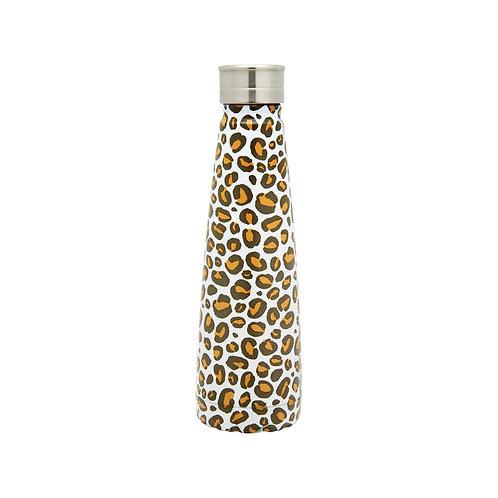 Leopard Love Stainless Steel Water Bottle