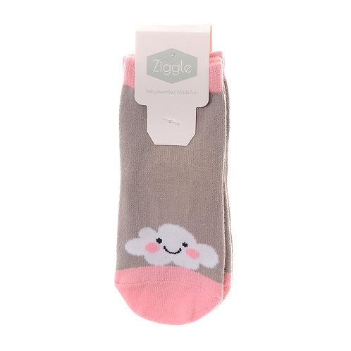 Rosie Cloud Sock Set - 2 Pairs