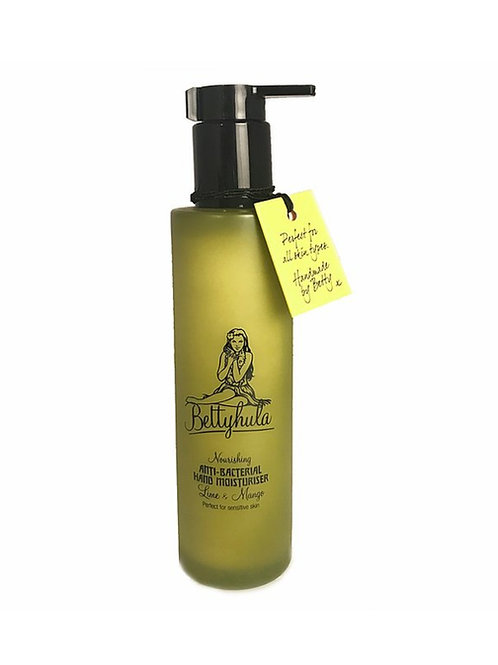 Nourishing Anti-bacterial Hand Cream 150ml bottle Lime & Mango