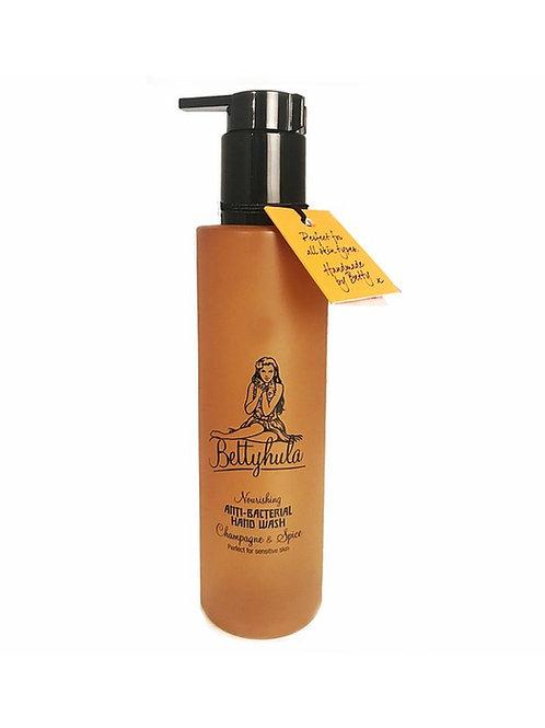 NourishingAnti-bacterial Hand Wash 150ml Bottle Champagne and Spice