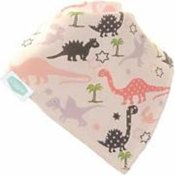 Pink And Lilac Dinosaur