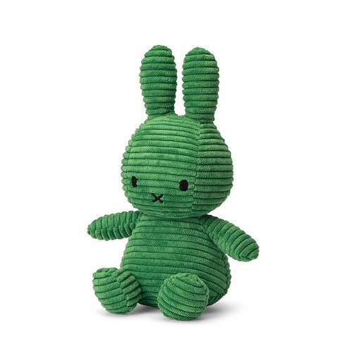 Miffy Corduroy Spring Green - 24 cms