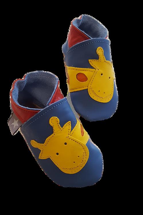 George Giraffe Baby Shoes