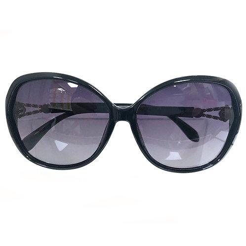Polarized UV400 Sunglasses - BLACK